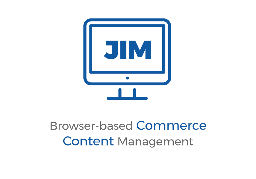 JIM - A browser-based Commerce Management System